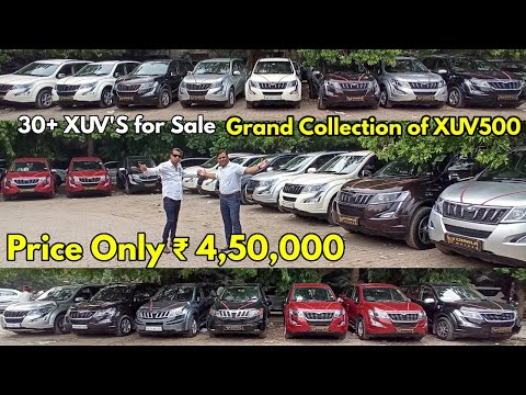 First Time on YouTube 30+ Mahindra XUV500 for Sale in Delhi | All Years and Models Available | #NTE