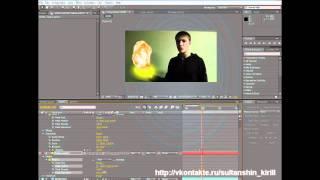 Видео-уроки (футажи огня в adobe after effects)