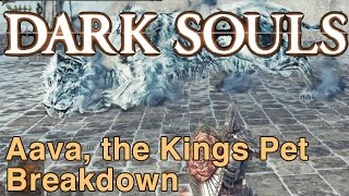 Dark Souls 2 Ivory King Walkthrough - Aava the Kings Pet Breakdown  | WikiGameGuides