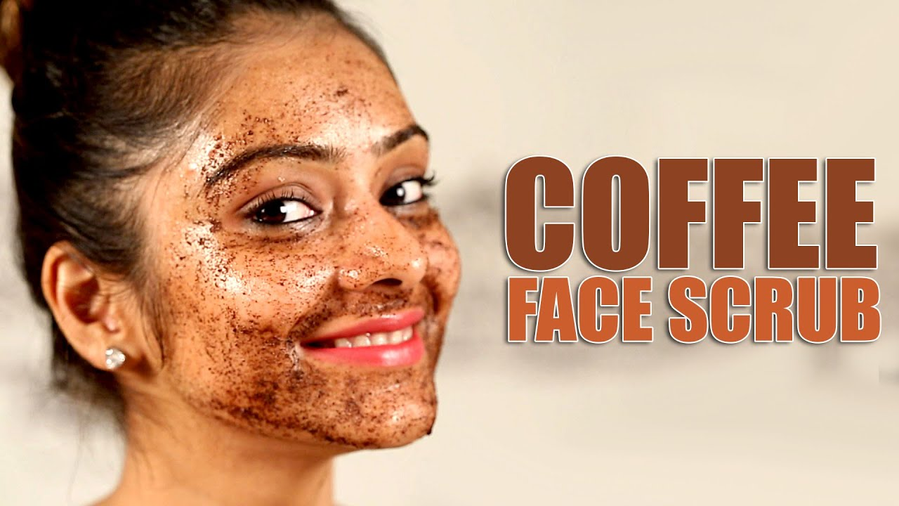 Image result for coffee scrub for face