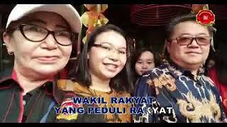   Lagu Wakil Rakyat   Bersatu Bersama Darmadi Durianto - Cipt : Cornel Takapaha & Moan Hutapea  