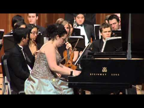 Barber - Piano Concerto, Op. 38