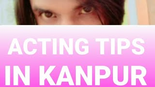 RAM KASHYAP at KANPUR BRANCH| RAM FILMS PRODUCTIONS's ACTING GURUKUL| KHUD SE SIKHO| BORN ACTOR |