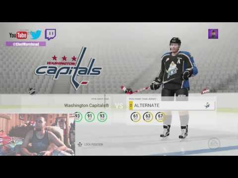 NHL 17 WHL Jerseys