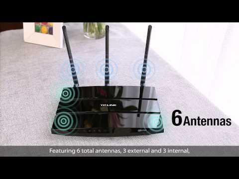 TP-Link AC1750 Wireless Dual Band Gigabit Router (Archer C7)