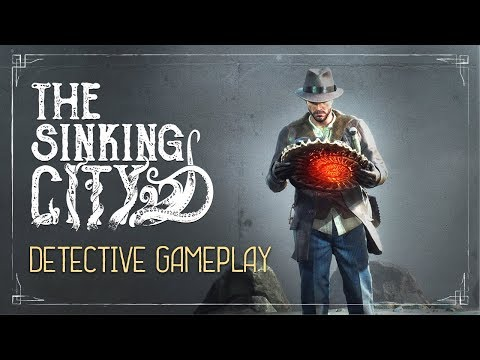 The Sinking City | Detective Gameplay Trailer [USK]