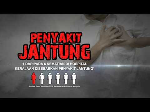 NCD Prevention Cinema Commercial in Bahasa Malaysia