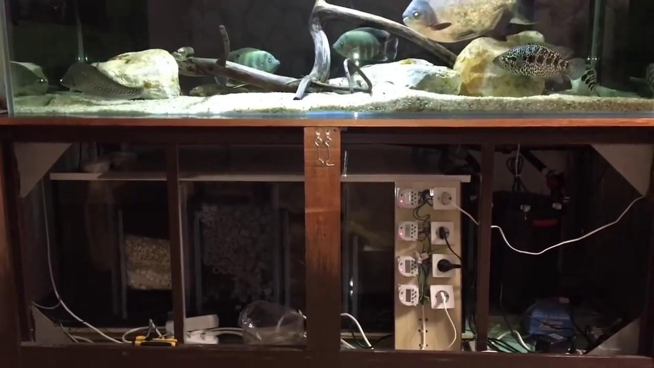 Как сделать самп для аквариума фото 214