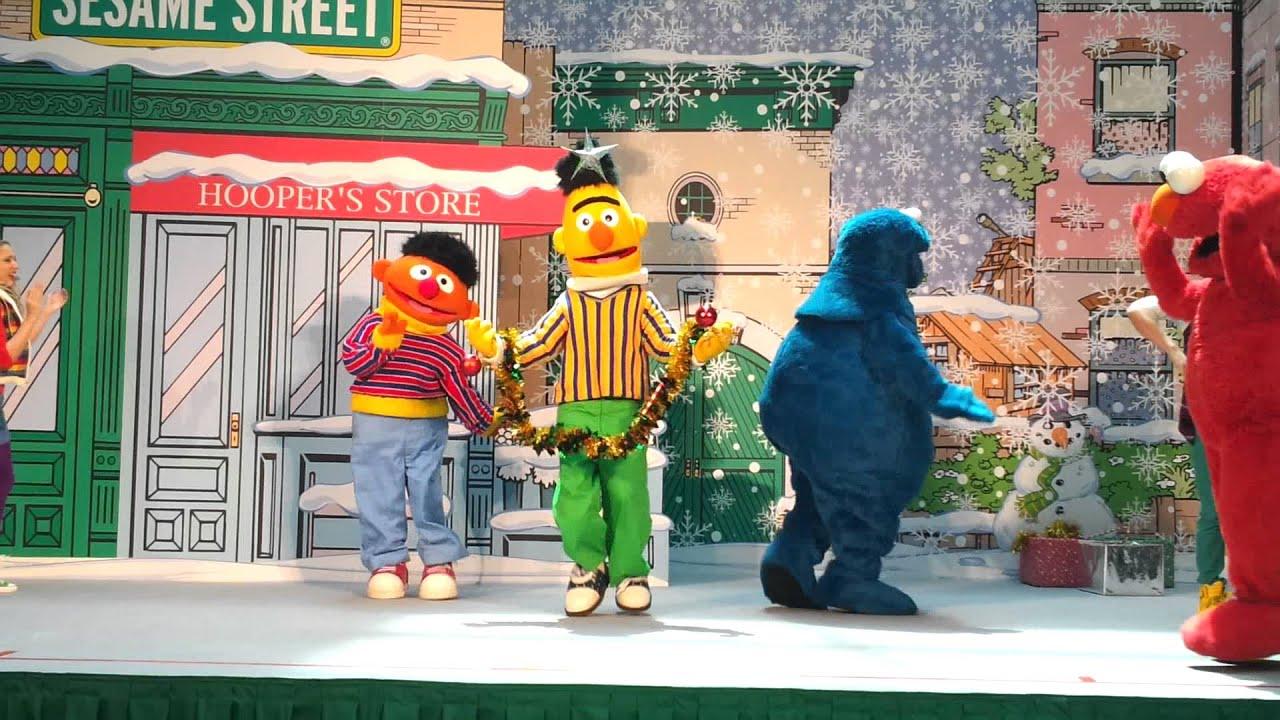 Sesame street - Christmas song - 4 Dec 2011 - YouTube