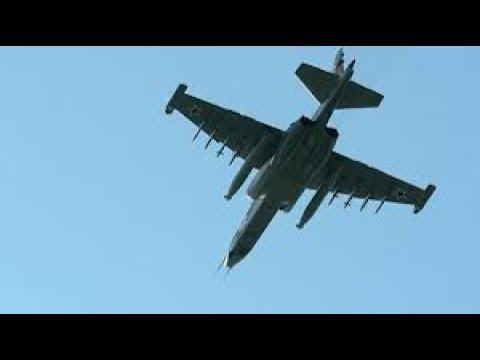Пилоты разбившегося на Ставрополье штурмовика Су-25 погибли