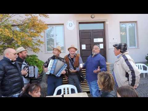 TRADIZIONALI CANTI PIEMONTESI DI OSTERIA - L'uva Fogarina - Se la Langa è così - BAROLO 30.10.2016
