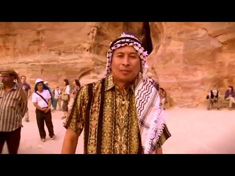 Kisah Suku Arab Nabatean, Petra - Kota yang hilang, Jordania