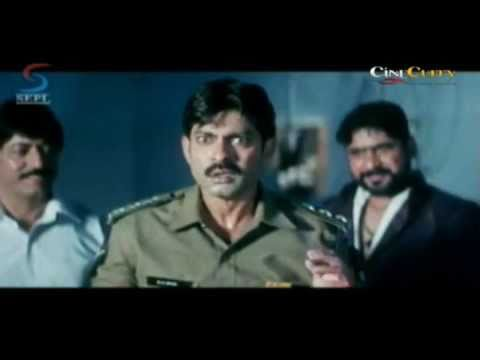 Jagapati Babu's Superb Action Scene From...