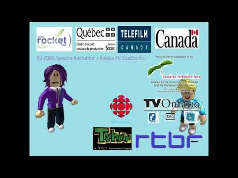 Treehouse TV(x2)/Radio-Canada/TVO/R.T.B.F./Spectra Animation