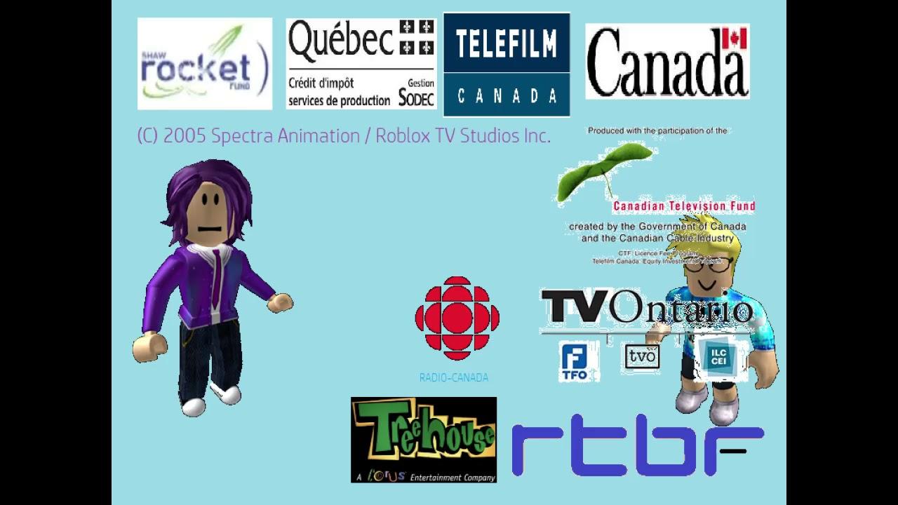 Treehouse Tv X2 Radio Canada Tvo R T B F Spectra Animation Youtube