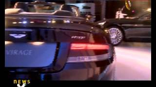 Living Cars: Aston Martin opens dealership in Delhi - NewsX