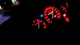 civic ek3 d15z6 acceleration s20 tranny onboard 0-140