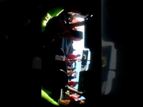 Slammed Society (Angiex & Nhary) Autoshow Bintulu 2016