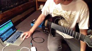 My Laptop Recording Setup 2015 - How I record Guitars, and get Bass/Drums