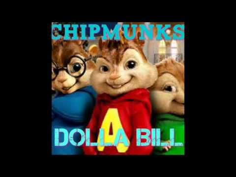 Tommy Lee Sparta - Dolla Bill - Chipmunks Version - November 2016