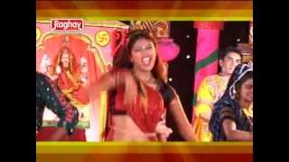 Lili lambadi re-Gujrati Latest Garba Special Dance Video Bhakti Song Of 2012 By Kavita Das