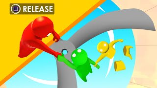 The MOST DANGEROUS DECISION! (Gang Beasts)