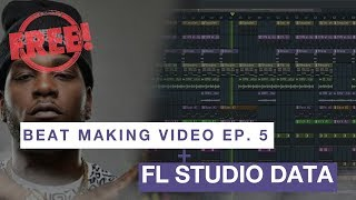 [FREE FLP] |AfroBeats Beat making Video | BMV Episode 5 - Burna Boy Type Beat