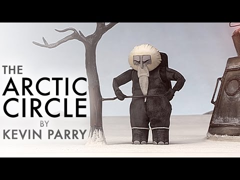 Kevin Parry's 'The Arctic Circle' (OFFICIAL Stop-Motion Animation)
