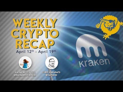 Weekly Crypto Recap: Kraken Delists BSV, Rakuten Welcomes Bitcoin, And More!
