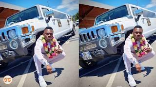 Mbosso afanya balaa MAYOTE, Diamond ampongeza kwa ujumbe mzito