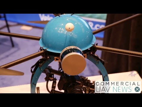 Commercial UAV Expo 2016 - A Closer Look at Velodyne LiDAR's Puck LITE