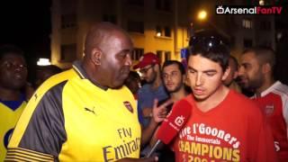 PSG vs Arsenal 1-1 | The Ox Was Pony Tonight!