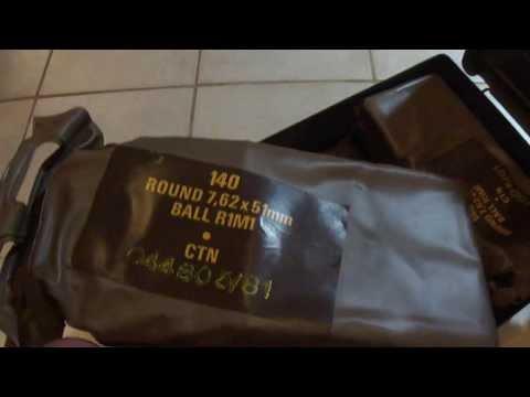 308 7.62X51 surplus ammo battle packs