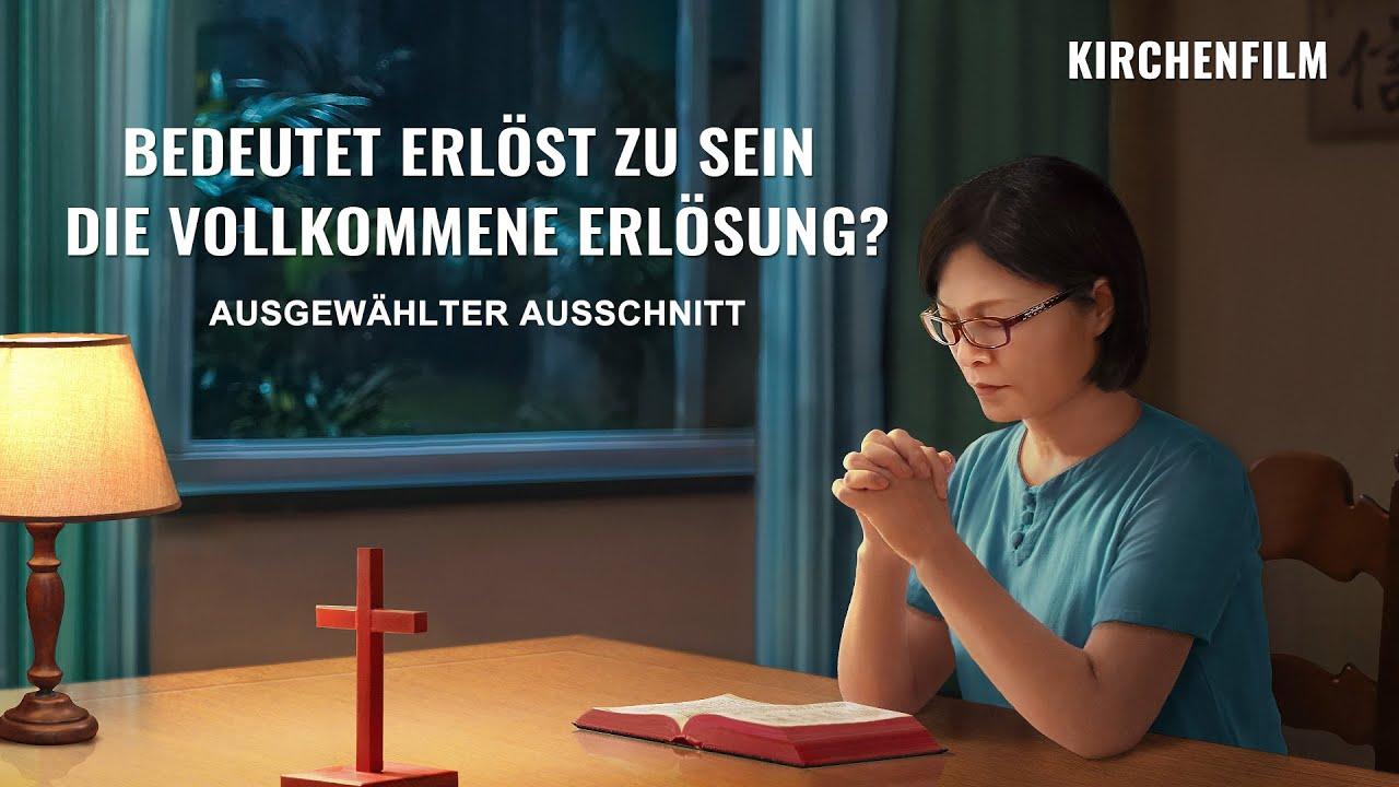 Christlicher Film | Erwachen Clip 1 – Bedeutet erlöst zu sein die vollkommene Erlösung?