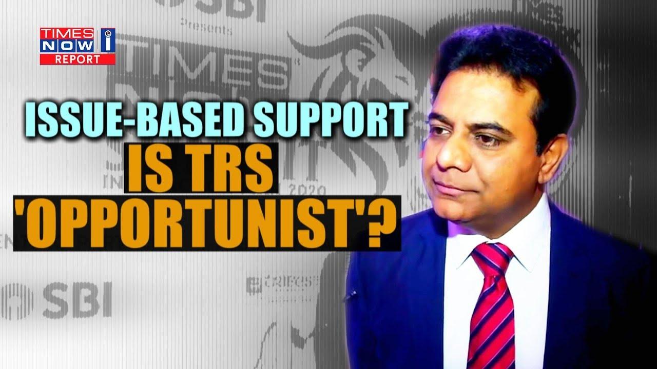 KTR Wishes Regional Parties Strengthen More
