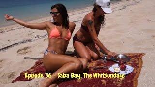 Gambar cover Sailing into Freedom   Episode 36 Plukky & the Italian girls at Saba Bay