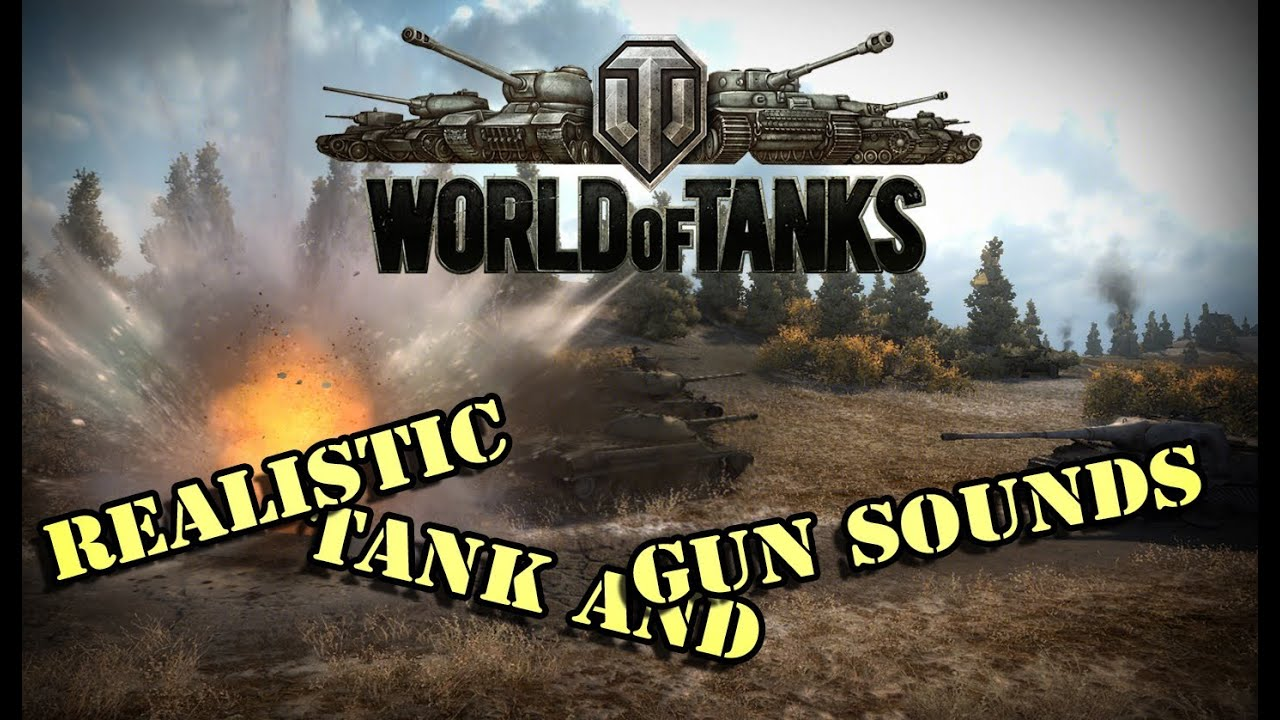 wot tank sounds mod