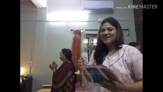 Gharchya Ganpatichi Aarti 2018