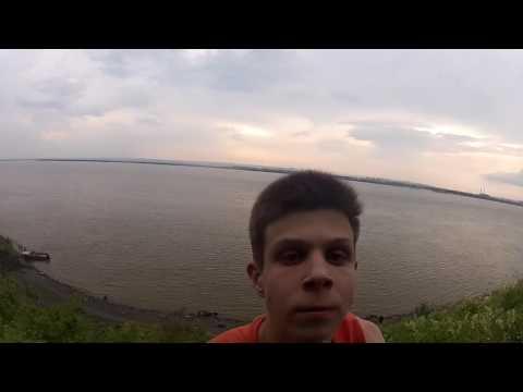 [GoPro] путешествие 2 часть. Комсомольск-на-Амуре