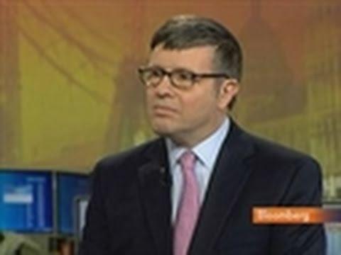 Bergmann Says European Debt Crisis Remains a Top Risk
