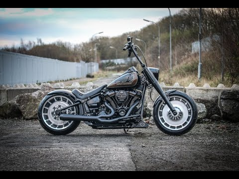 2019 Harley Davidson Custom Fat Boy 114 Brazen Special Wchd Glasgow Scotland