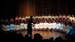 Zikr - Paramabira Pre Competition Concert 2012 ( Unofficial Video )