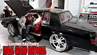 BUICK REGAL GRAND NATIONAL CRAZY LOUD MUISIC
