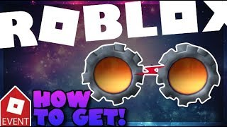 [EVENT] How to get the Builder Shades| Roblox: Innovation event