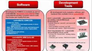 Concerto MCU Product Training Module