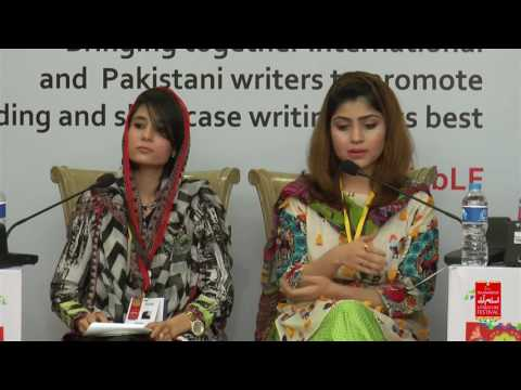 ILF-2017: Young Women Writers from Peshawar (15.4.2017)