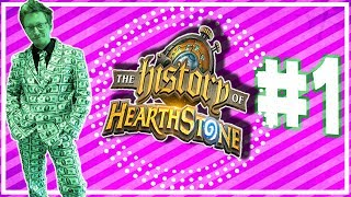 Hearthstone: Discussing My Decisions And Winning #The History Of Hearthstone