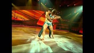 SYTYCD 2011 CANADA - Melissa & Adam - Set fire to the rain by Adele