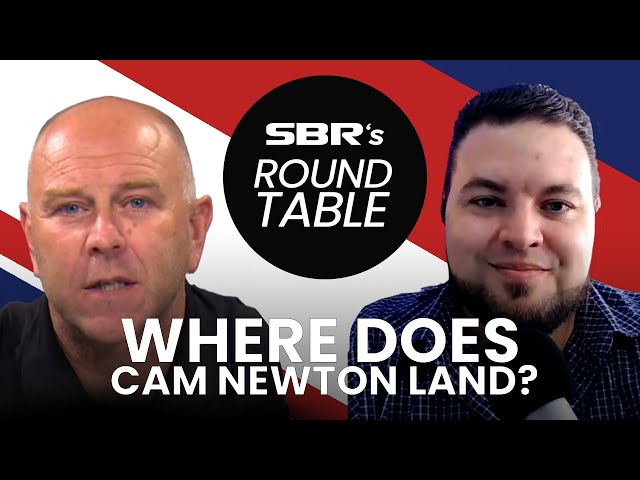 Could Cam Newton remove the uncertainty in the Patriots?   SBR Roundtable