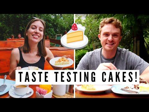Travel Around La Cumbrecita, Cordoba, Argentina | Waterfall Hike + Delicious Afternoon Tea And Cakes